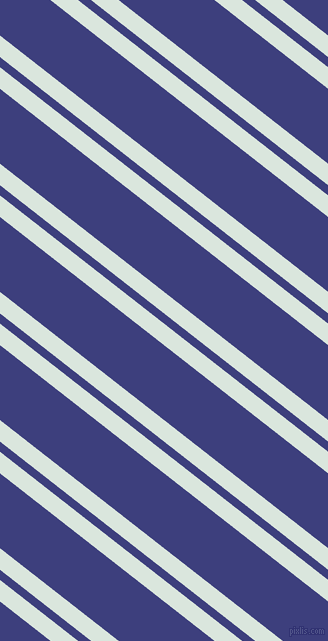 142 degree angle dual stripe lines, 17 pixel lines width, 8 and 59 pixel line spacing, Swans Down and Jacksons Purple dual two line striped seamless tileable