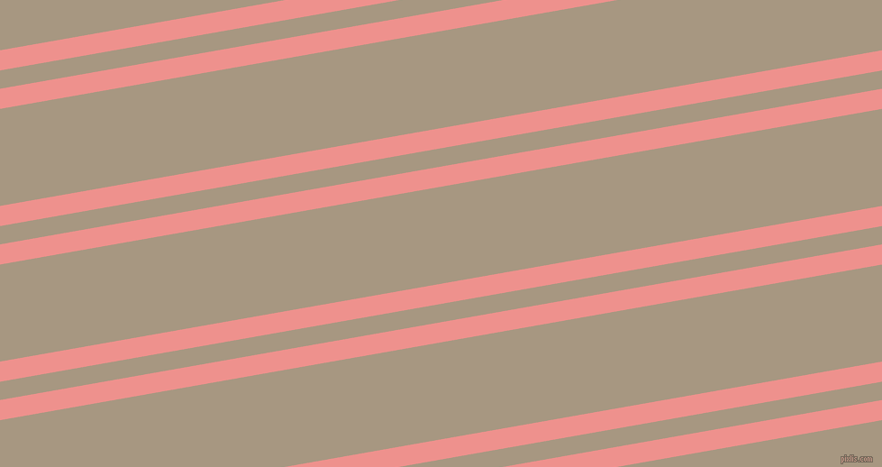 10 degree angle dual stripes lines, 22 pixel lines width, 20 and 106 pixel line spacing, Sweet Pink and Bronco dual two line striped seamless tileable