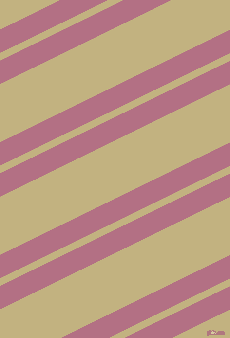 26 degree angles dual stripes lines, 43 pixel lines width, 14 and 107 pixels line spacing, Tapestry and Ecru dual two line striped seamless tileable