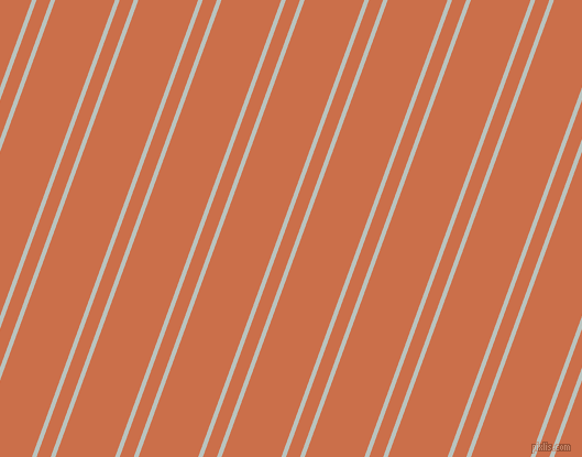 70 degree angle dual stripes lines, 4 pixel lines width, 12 and 51 pixel line spacing, Tiara and Red Damask dual two line striped seamless tileable