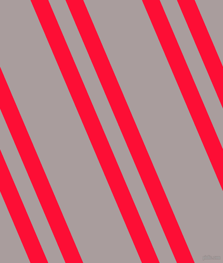 113 degree angle dual striped line, 33 pixel line width, 32 and 109 pixel line spacing, Torch Red and Nobel dual two line striped seamless tileable