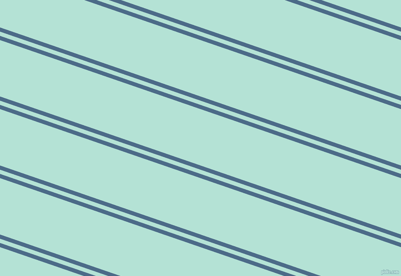 161 degree angle dual stripes lines, 8 pixel lines width, 8 and 107 pixel line spacing, Wedgewood and Cruise dual two line striped seamless tileable