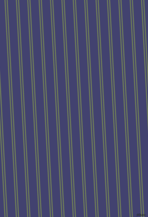 93 degree angle dual striped line, 5 pixel line width, 4 and 33 pixel line spacing, Willow Grove and Corn Flower Blue dual two line striped seamless tileable