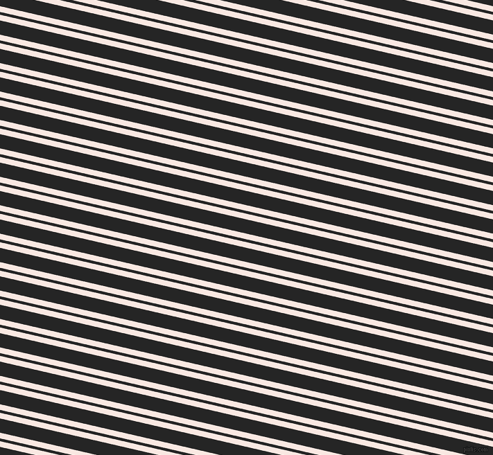 167 degree angles dual stripe line, 8 pixel line width, 4 and 20 pixels line spacing, Wisp Pink and Nero dual two line striped seamless tileable