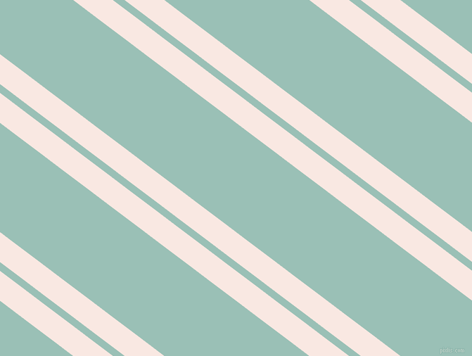 143 degree angle dual stripe line, 34 pixel line width, 10 and 124 pixel line spacing, Wisp Pink and Shadow Green dual two line striped seamless tileable