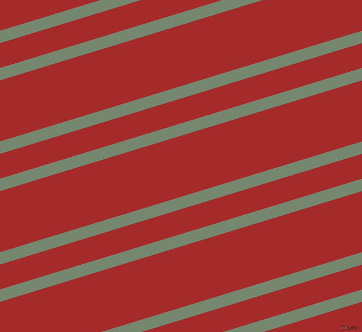 17 degree angles dual stripes line, 24 pixel line width, 48 and 118 pixels line spacing, Xanadu and Brown dual two line striped seamless tileable