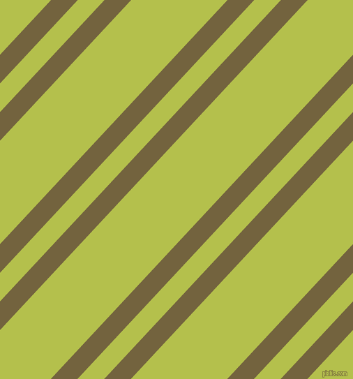 47 degree angles dual striped lines, 28 pixel lines width, 28 and 101 pixels line spacing, Yellow Metal and Celery dual two line striped seamless tileable