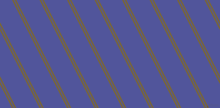 117 degree angle dual stripe lines, 4 pixel lines width, 4 and 69 pixel line spacing, Yukon Gold and Governor Bay dual two line striped seamless tileable