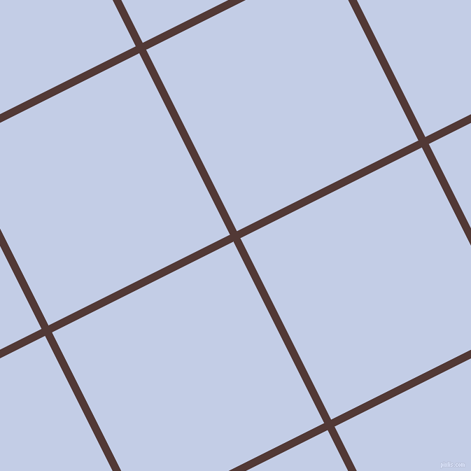 27/117 degree angle diagonal checkered chequered lines, 11 pixel line width, 290 pixel square size, plaid checkered seamless tileable