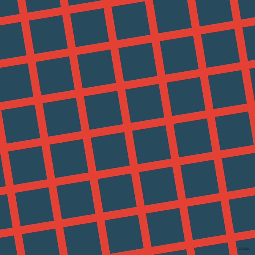 9/99 degree angle diagonal checkered chequered lines, 27 pixel line width, 114 pixel square size, plaid checkered seamless tileable