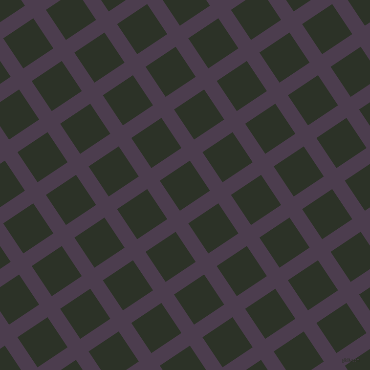 34/124 degree angle diagonal checkered chequered lines, 31 pixel lines width, 74 pixel square size, plaid checkered seamless tileable