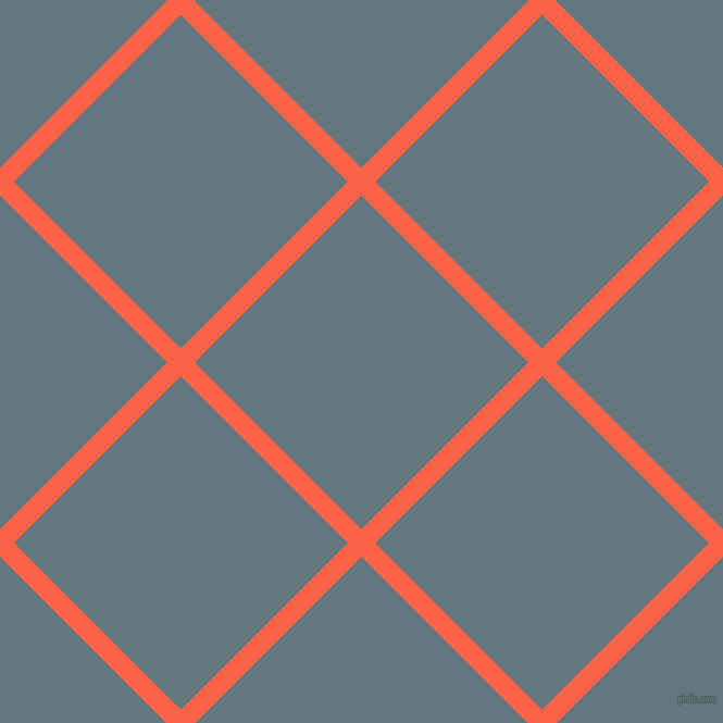 45/135 degree angle diagonal checkered chequered lines, 18 pixel line width, 217 pixel square size, plaid checkered seamless tileable