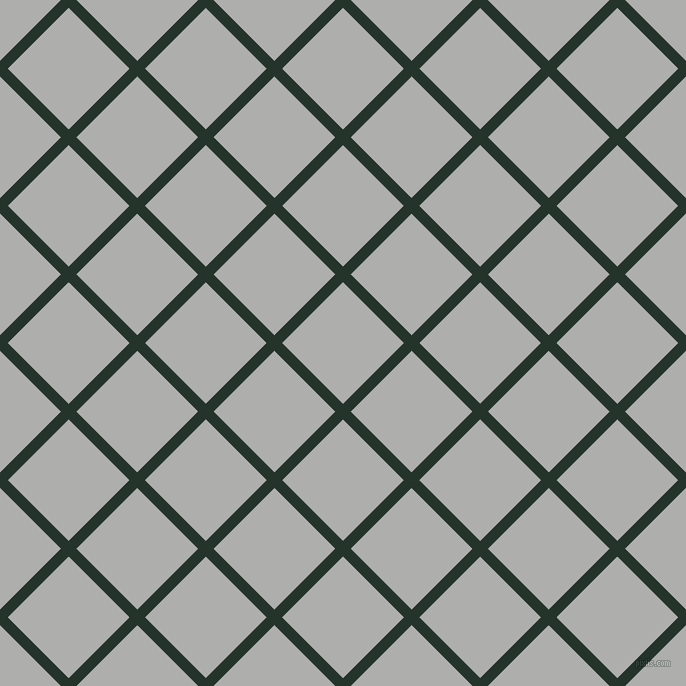 45/135 degree angle diagonal checkered chequered lines, 11 pixel lines width, 86 pixel square size, plaid checkered seamless tileable