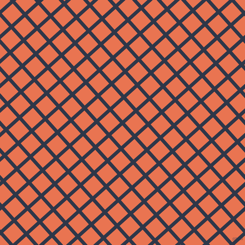 42/132 degree angle diagonal checkered chequered lines, 12 pixel lines width, 50 pixel square size, plaid checkered seamless tileable