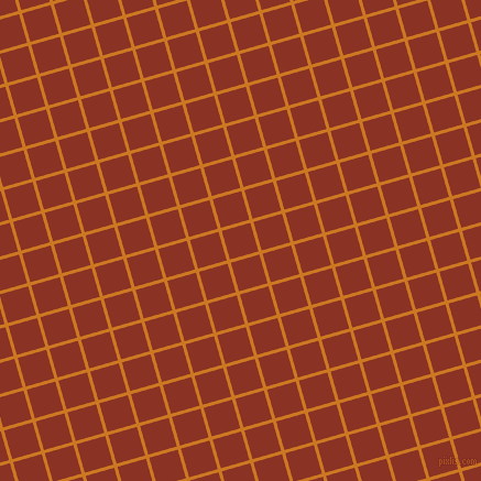 16/106 degree angle diagonal checkered chequered lines, 3 pixel lines width, 27 pixel square size, plaid checkered seamless tileable