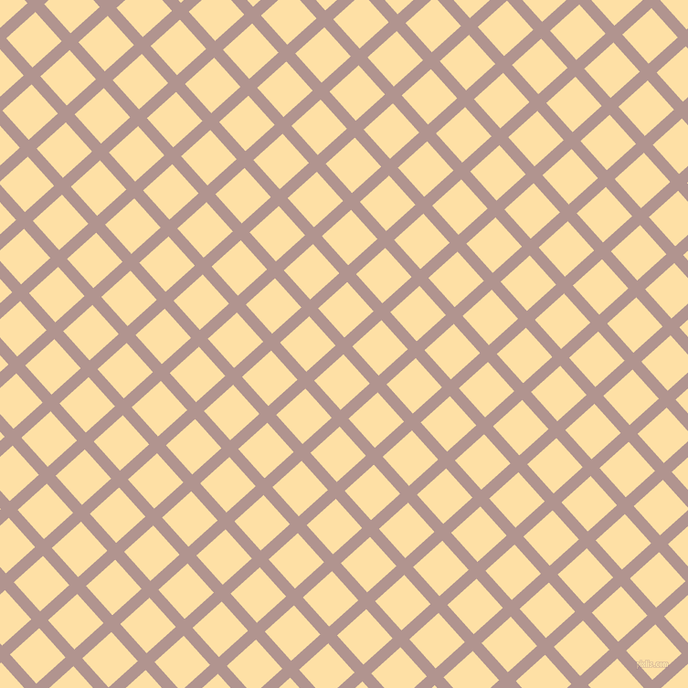 42/132 degree angle diagonal checkered chequered lines, 13 pixel lines width, 43 pixel square size, plaid checkered seamless tileable