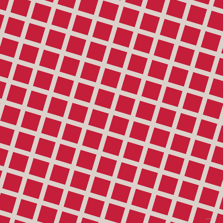 73/163 degree angle diagonal checkered chequered lines, 16 pixel lines width, 55 pixel square size, plaid checkered seamless tileable
