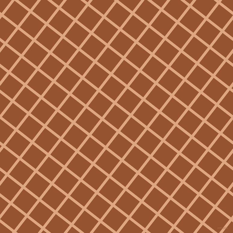 52/142 degree angle diagonal checkered chequered lines, 9 pixel line width, 59 pixel square size, plaid checkered seamless tileable