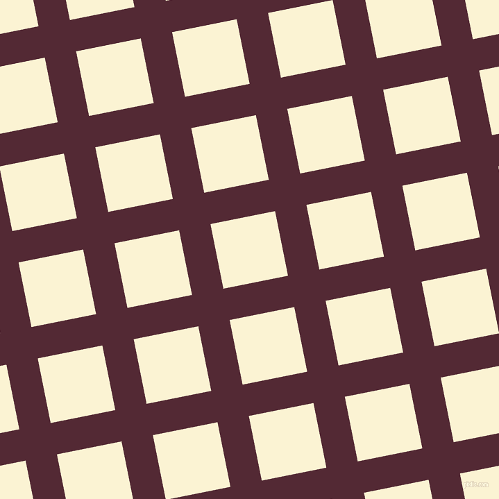 11/101 degree angle diagonal checkered chequered lines, 46 pixel lines width, 95 pixel square size, plaid checkered seamless tileable