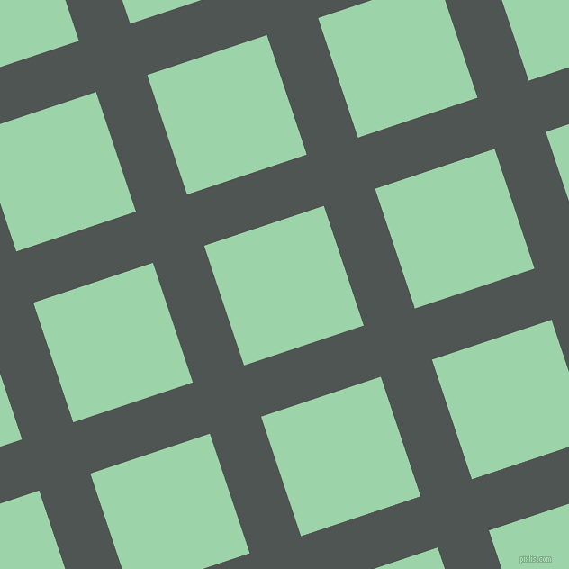 18/108 degree angle diagonal checkered chequered lines, 60 pixel line width, 140 pixel square size, plaid checkered seamless tileable