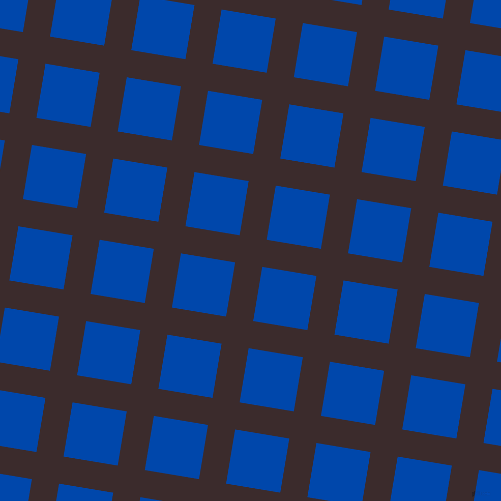 81/171 degree angle diagonal checkered chequered lines, 54 pixel lines width, 108 pixel square size, plaid checkered seamless tileable