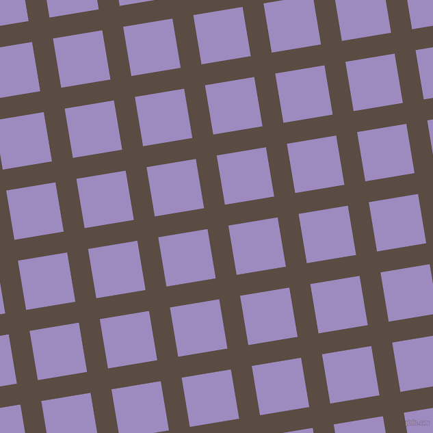 9/99 degree angle diagonal checkered chequered lines, 31 pixel lines width, 73 pixel square size, plaid checkered seamless tileable