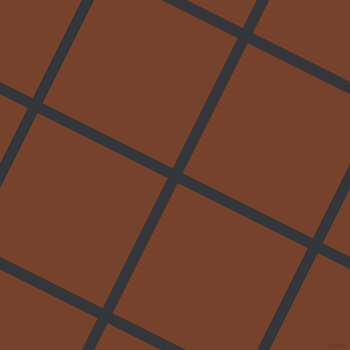 63/153 degree angle diagonal checkered chequered lines, 22 pixel lines width, 288 pixel square size, plaid checkered seamless tileable