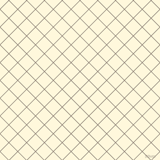 45/135 degree angle diagonal checkered chequered lines, 2 pixel lines width, 42 pixel square size, plaid checkered seamless tileable
