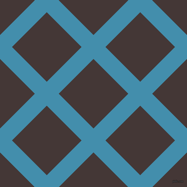 45/135 degree angle diagonal checkered chequered lines, 54 pixel line width, 157 pixel square size, plaid checkered seamless tileable