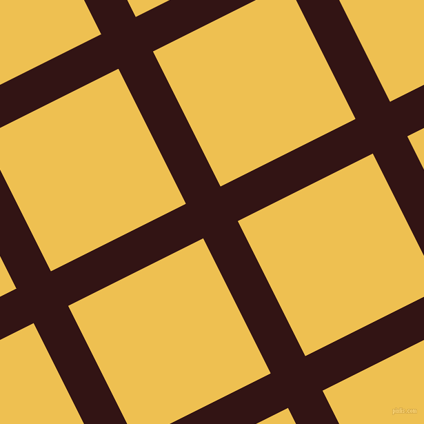 27/117 degree angle diagonal checkered chequered lines, 56 pixel lines width, 219 pixel square size, plaid checkered seamless tileable