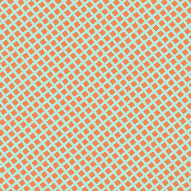39/129 degree angle diagonal checkered chequered lines, 8 pixel line width, 16 pixel square size, plaid checkered seamless tileable