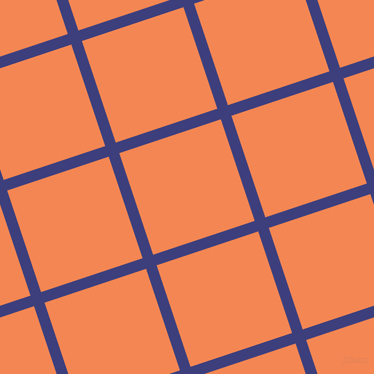 18/108 degree angle diagonal checkered chequered lines, 16 pixel lines width, 154 pixel square size, plaid checkered seamless tileable