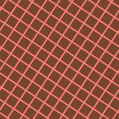 56/146 degree angle diagonal checkered chequered lines, 5 pixel lines width, 32 pixel square size, plaid checkered seamless tileable