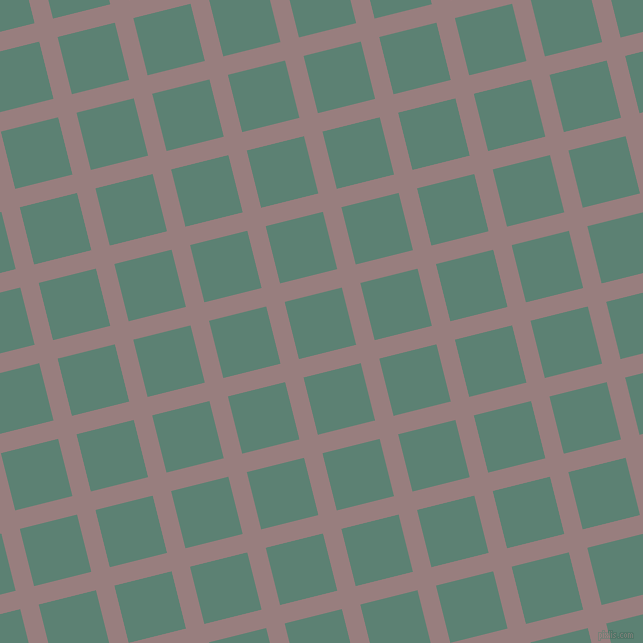 14/104 degree angle diagonal checkered chequered lines, 19 pixel lines width, 59 pixel square size, plaid checkered seamless tileable
