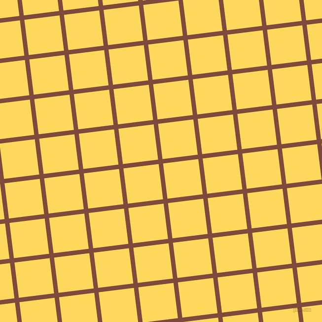 7/97 degree angle diagonal checkered chequered lines, 9 pixel lines width, 72 pixel square size, plaid checkered seamless tileable