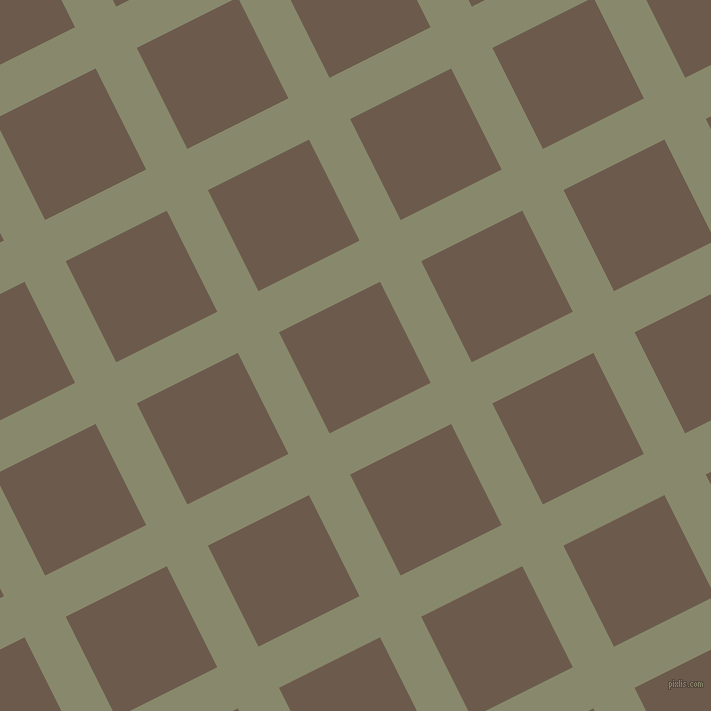 27/117 degree angle diagonal checkered chequered lines, 46 pixel line width, 113 pixel square size, plaid checkered seamless tileable