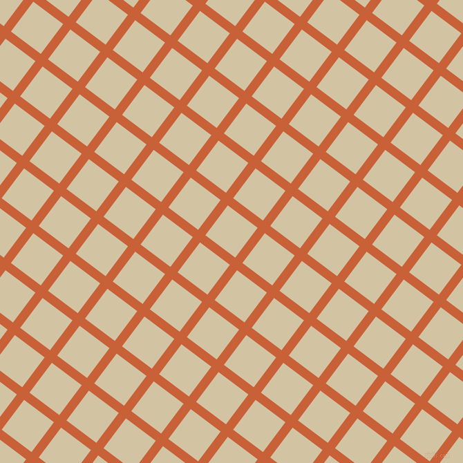 53/143 degree angle diagonal checkered chequered lines, 13 pixel line width, 54 pixel square size, plaid checkered seamless tileable