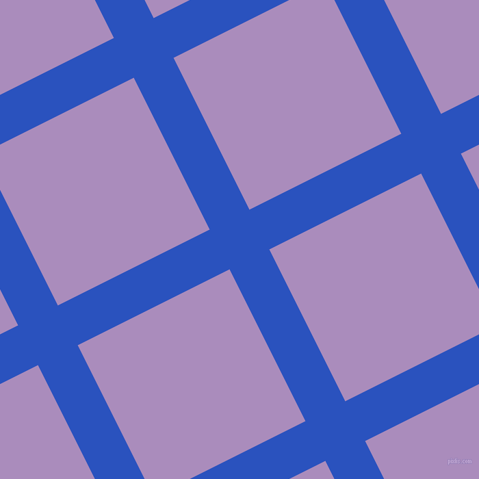 27/117 degree angle diagonal checkered chequered lines, 65 pixel lines width, 248 pixel square size, plaid checkered seamless tileable