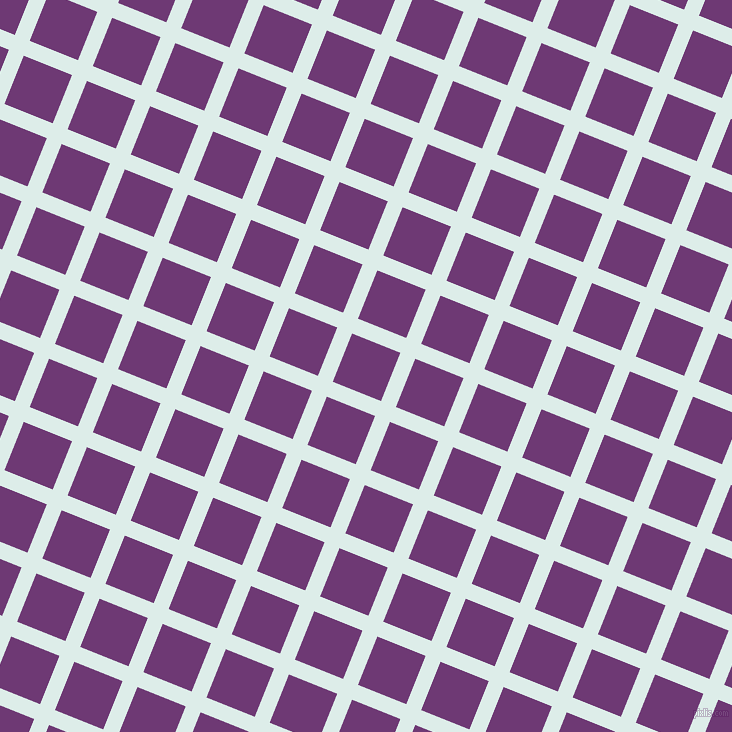 68/158 degree angle diagonal checkered chequered lines, 16 pixel line width, 52 pixel square size, plaid checkered seamless tileable