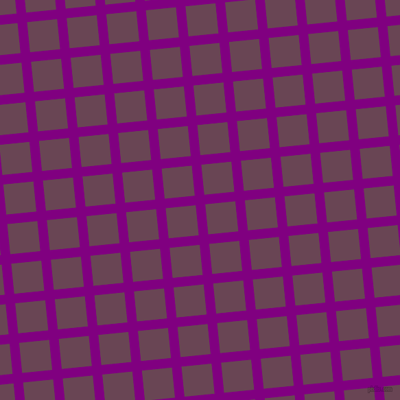 6/96 degree angle diagonal checkered chequered lines, 14 pixel lines width, 44 pixel square size, plaid checkered seamless tileable