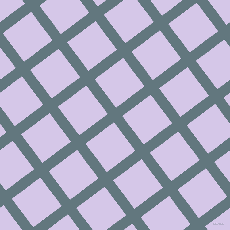 37/127 degree angle diagonal checkered chequered lines, 34 pixel line width, 116 pixel square size, plaid checkered seamless tileable