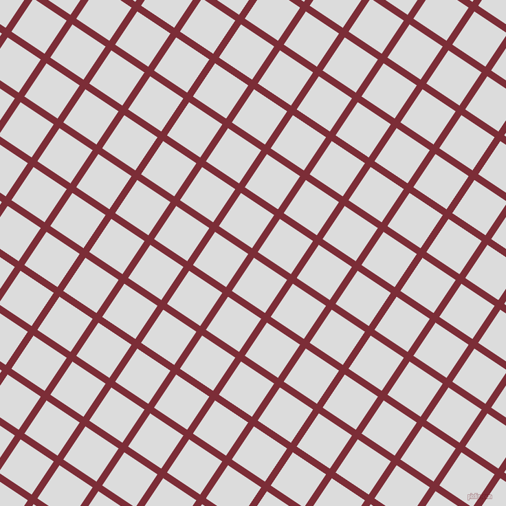56/146 degree angle diagonal checkered chequered lines, 10 pixel line width, 58 pixel square size, plaid checkered seamless tileable