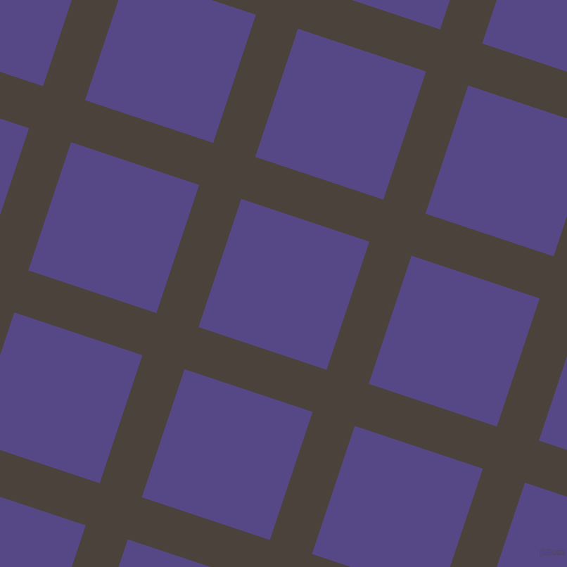 72/162 degree angle diagonal checkered chequered lines, 63 pixel line width, 192 pixel square size, plaid checkered seamless tileable
