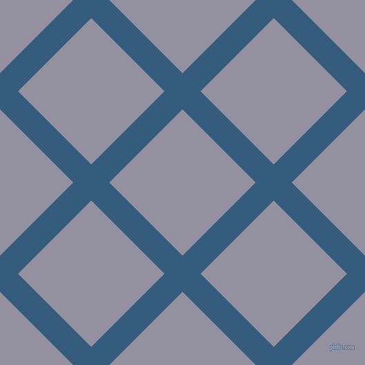 45/135 degree angle diagonal checkered chequered lines, 37 pixel lines width, 150 pixel square size, plaid checkered seamless tileable