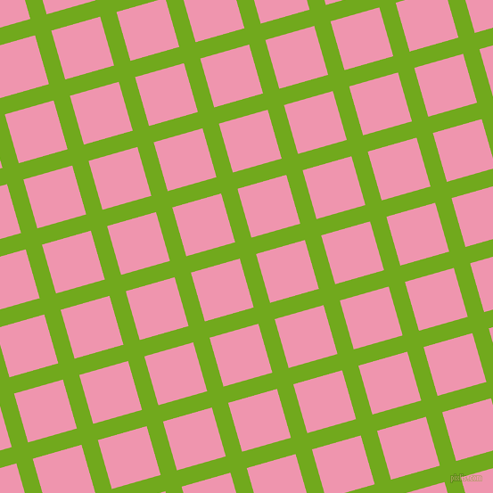 16/106 degree angle diagonal checkered chequered lines, 19 pixel line width, 57 pixel square size, plaid checkered seamless tileable