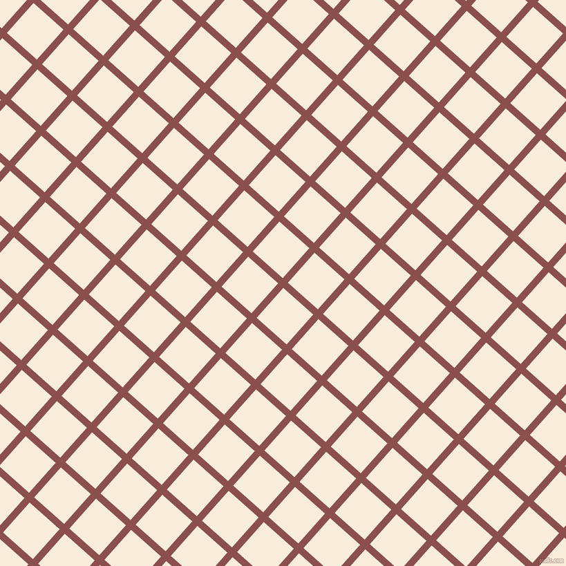 48/138 degree angle diagonal checkered chequered lines, 10 pixel line width, 58 pixel square size, plaid checkered seamless tileable