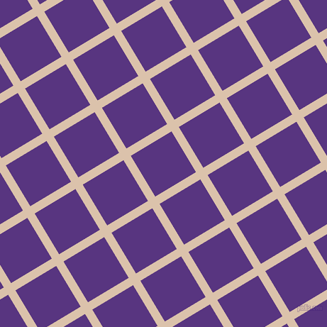 31/121 degree angle diagonal checkered chequered lines, 12 pixel lines width, 67 pixel square size, plaid checkered seamless tileable