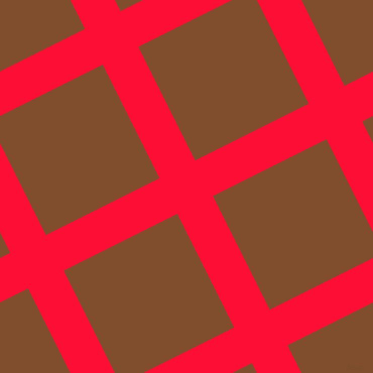 27/117 degree angle diagonal checkered chequered lines, 79 pixel line width, 252 pixel square size, plaid checkered seamless tileable