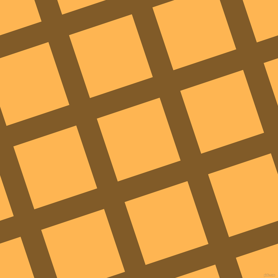 18/108 degree angle diagonal checkered chequered lines, 69 pixel lines width, 211 pixel square size, plaid checkered seamless tileable