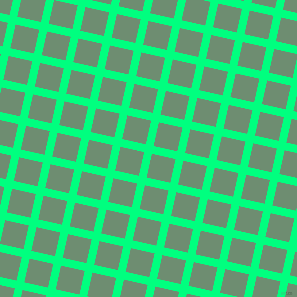 77/167 degree angle diagonal checkered chequered lines, 26 pixel lines width, 79 pixel square size, plaid checkered seamless tileable
